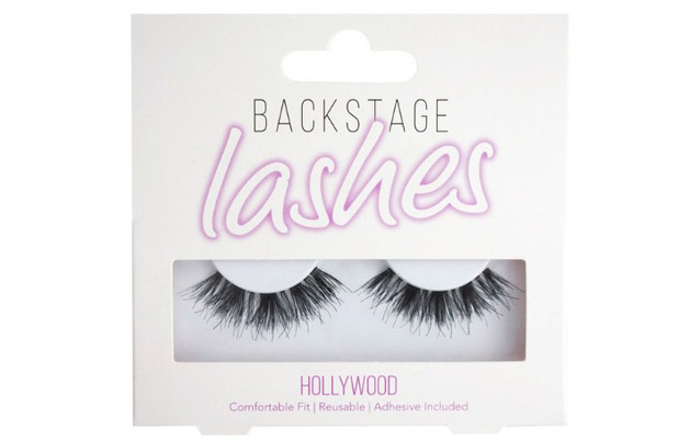Backstage Beauty Lashes in Hollywood £6, 8th April 2016