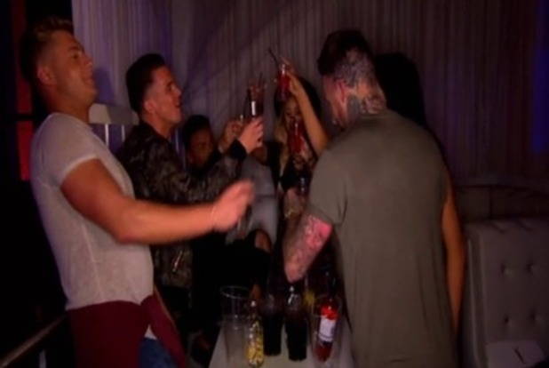Geordie Shore episode four: boys and girls out clubbing. 5 April 2016.