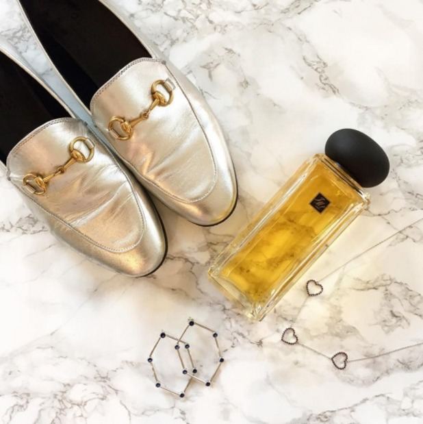 Rosie Fortescue new fave Oolong Tea fragrance from Jo Malone Rare Teas Collection, 5 April 2016