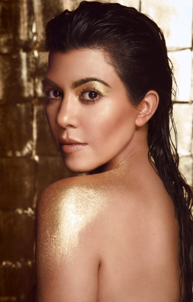 Kourtney Kardashian announced as the new face of Manuka Doctor, 7th April 2016