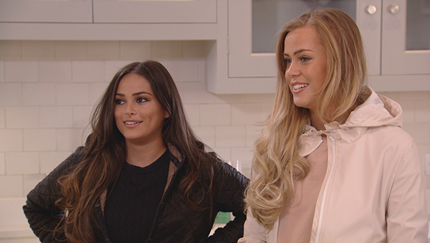 TOWIE Series 17, Episode 12 To air 6 April 2016 Chloe M and Courtney