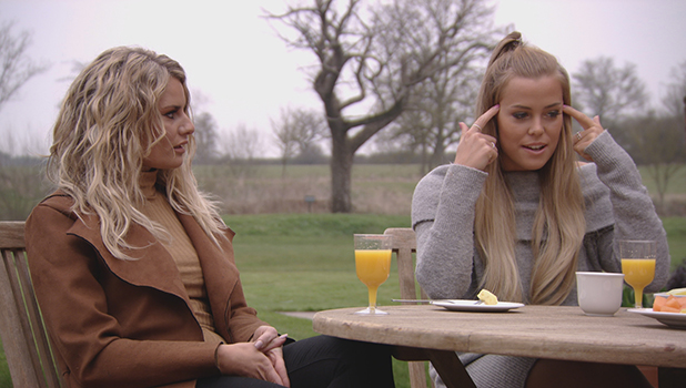 TOWIE Series 17, Episode 12 To air 6 April 2016 Chloe Meadows
