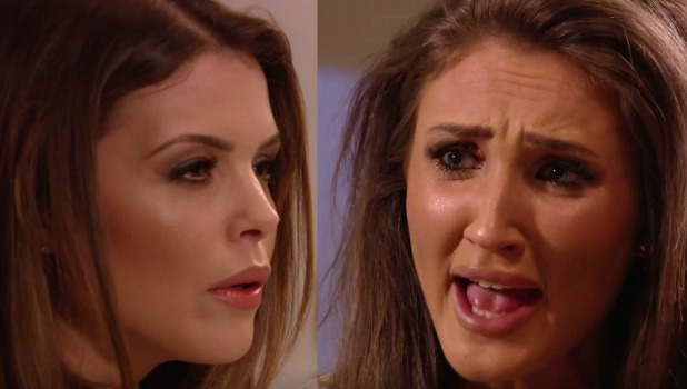 TOWIE Series 17 Megan confronted by Chloe To air 6 April 2016