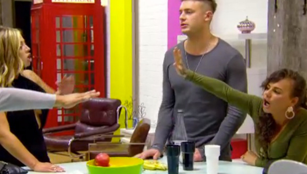 Geordie Shore Series 12, Episode 6 To air 12 April 2016 Holly and Chantelle's catfight