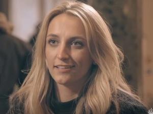 Tiffany Watson on Made In Chelsea - episode two sneak peek. 14 April 2016.
