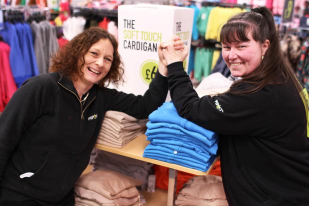 Bargain Shop Wars, Thu 14 Apr