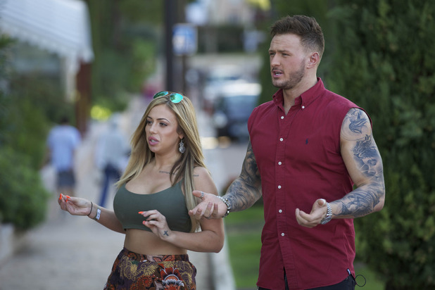 Car Crash Couples, Holly and Kyle, MTV< Wed 20 Apr