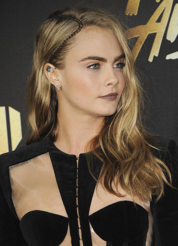 Cara Delevingne, The 2016 MTV Movie Awards, 10 April 2016
