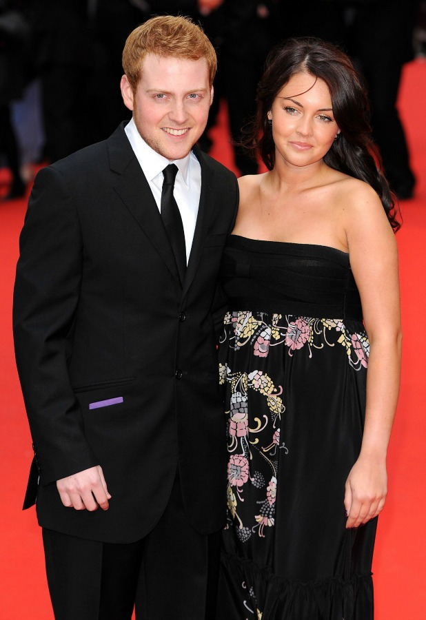 Charlie Clements and Lacey Turner, 2010