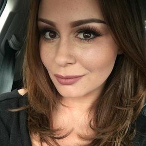 Chanelle Hayes selfie 13 April