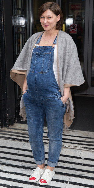 Emma Willis, BBC Studios London 22 April