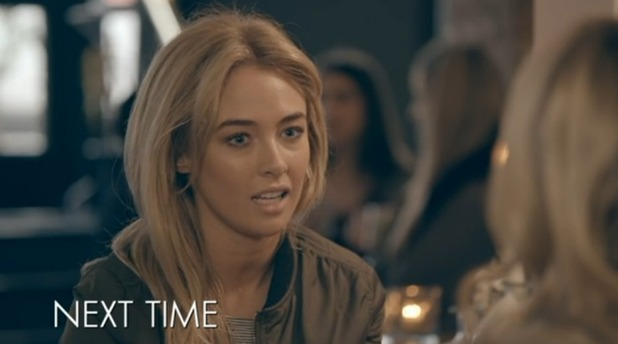 Made In Chelsea: first look at episode three - Nicola. 18 April 2016.