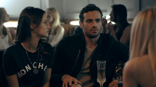 Made In Chelsea - episode two - Lucy and James. 18 April 2016.
