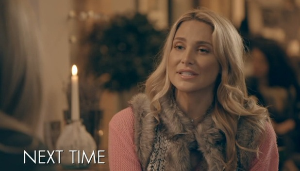 Made In Chelsea: first look at episode three - Nicola confronts Steph. 18 April 2016.