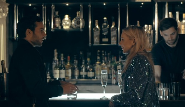 Made In Chelsea: Steph clashes with James. 18 April.