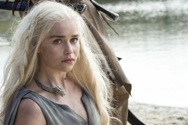 Game Of Thrones, Daenerys captured, Mon 25 Apr