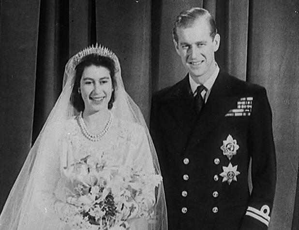 Coverage of the wedding of Princess Elizabeth and Prince Philip 1947