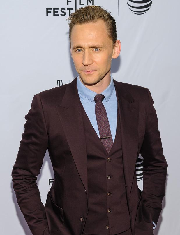 Tom Hiddleston - 2016 Tribeca Film Festival screening of 'High Rise' at the SVA Theater. 20 April 2016.