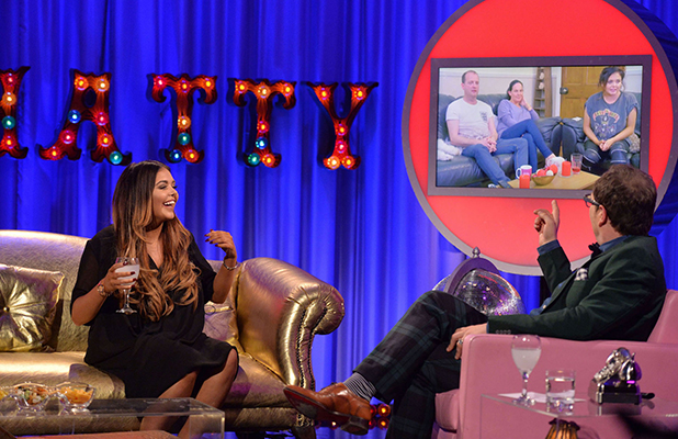 Alan Carr Chatty Man - Episode 8 quotes and pics featuring Naomi Campbell and Scarlett Moffat