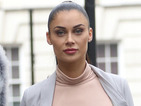 Love Island's Cally Jane Beech looks so chic at Boux Avenue pool party