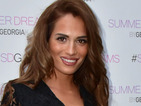Exact match! TOWIE's Nicole Bass looks hot-to-trot in £18.99 lace dress