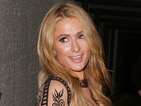 Paris Hilton oozes glamour in backless dress as she parties in London