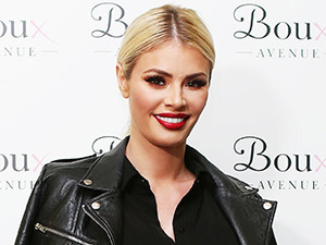 Boux Avenue's SS16 collection launch and brand's 5th Birthday party, London, Britain - 27 Apr 2016 Chloe Sims