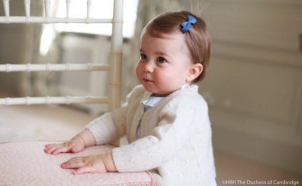 Princess Charlotte turns one, May 2016