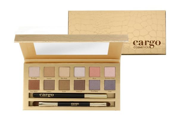 Cargo Summer In The City Eyeshadow Palette £35, 26th April 2016
