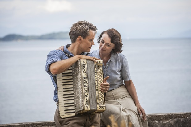The Durrells, Louisa and Sven, Sun 1 May