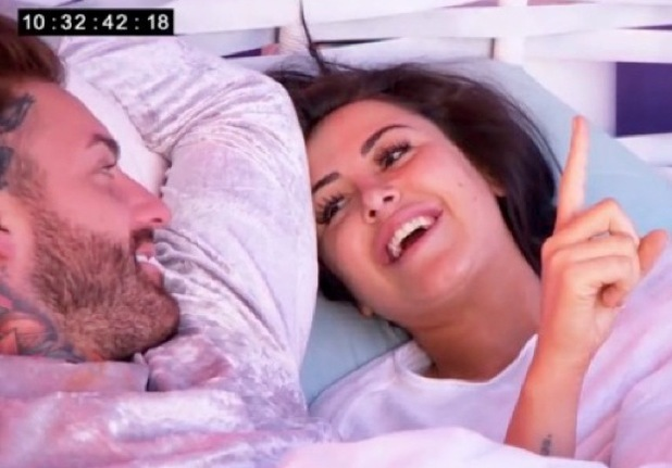 Aaron Chalmers takes Marnie Simpson out on a date, Geordie Shore Series 12, Episode 8 3 May