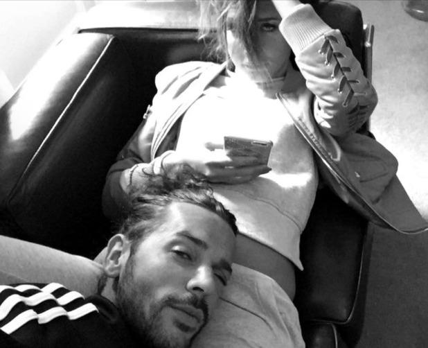 Pete and Megan photo. 24 April 2016.