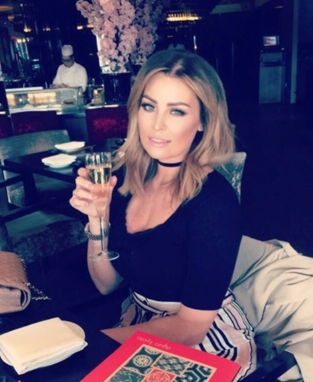 Jess Wright joins Ferne McCan for a night out after Gatsby