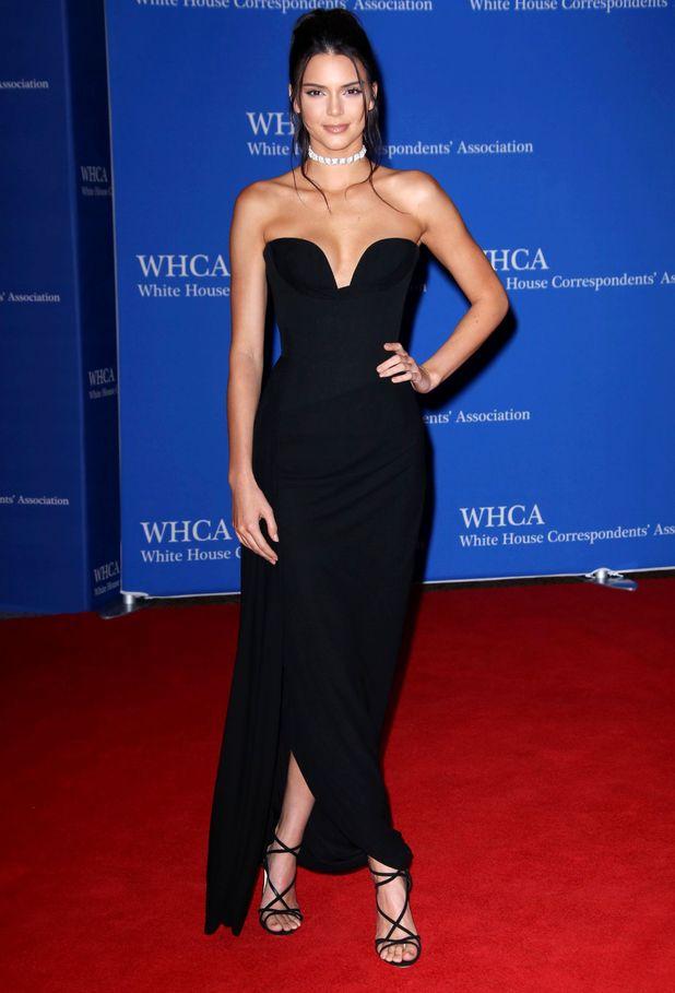 White House Correspondent's Association Dinner, Washington, D.C, America - 30 Apr 2016 Kendall Jenner