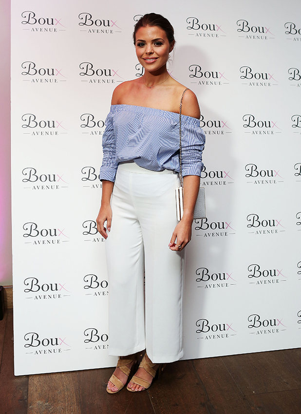 Boux Avenue's SS16 collection launch and brand's 5th Birthday party, London, Britain - 27 Apr 2016