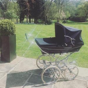 Luisa Zissman prepares for arrival of baby No 2 - 4 May 2016