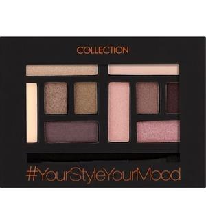 Collection #YourStyleYourMood Eye Shadow Palette