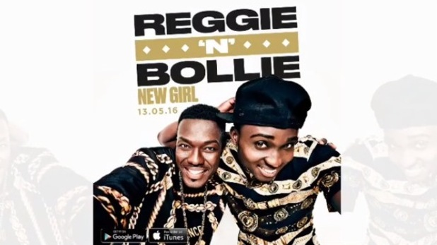 Reggie N Bollie's new single 'New Girl'. 5 May 2016.