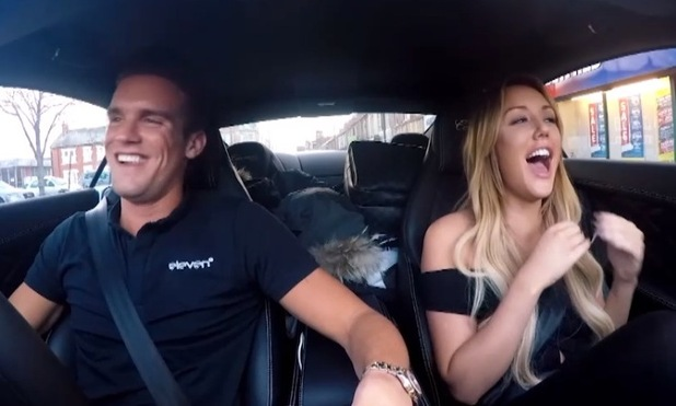 Charlotte Crosby and Gary Beadle, Geordie Shore Big Birthday Battle 5 May