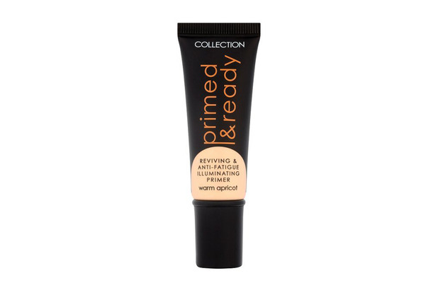 COLLECTION Illuminating Primer in Apricot £4.99 5th May 2016