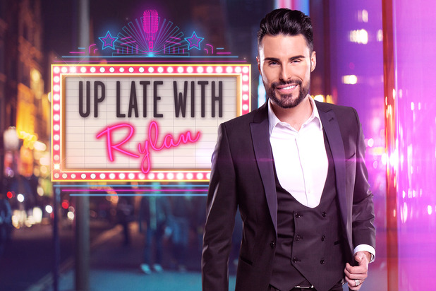 Up Late With Rylan, C5, Mon 9 May