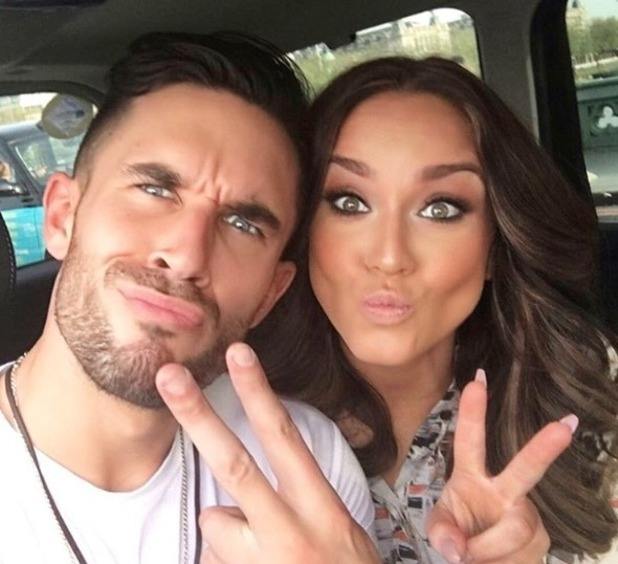 Vicky Pattison and Alex Cannon head to Dubai together - 5 May 2016