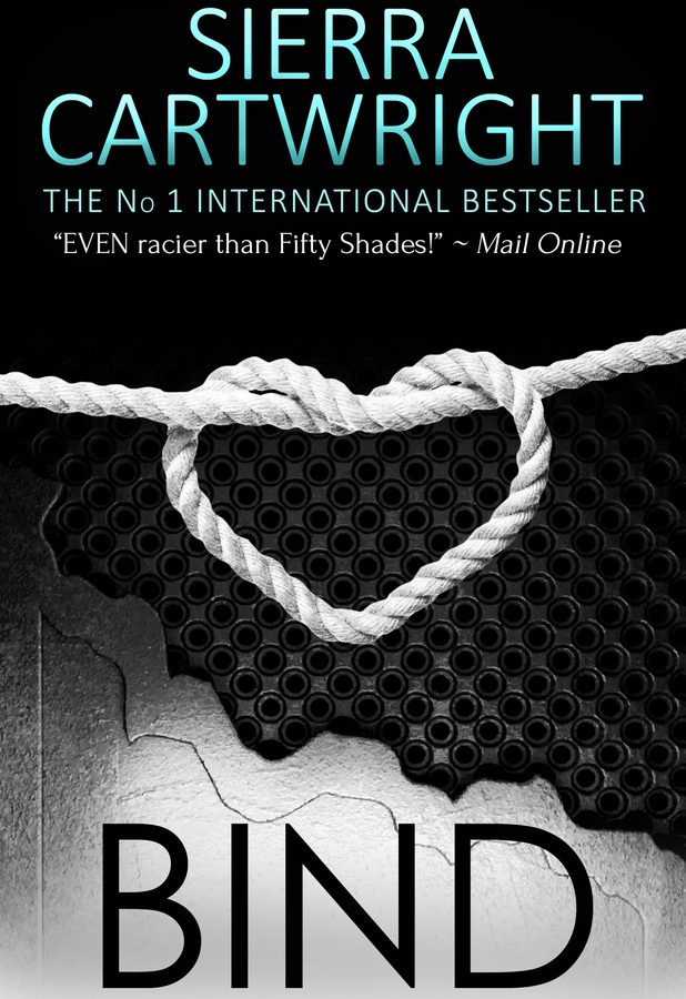 Bind is the new erotic novel from bestselling author Sierra Cartwright