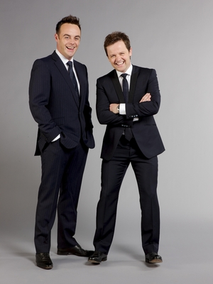 The Queen's 90th Birthday Celebration, Ant & Dec, Sun 15 May