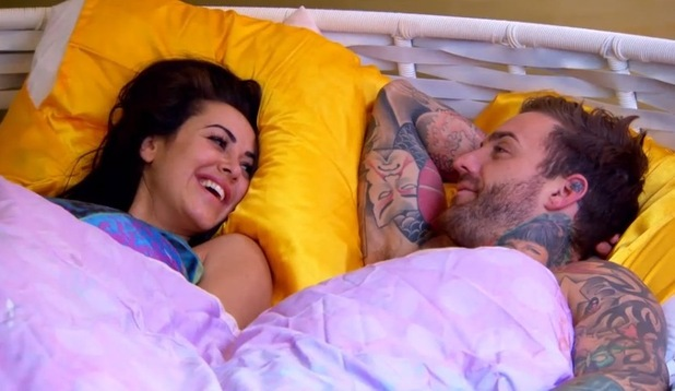 Aaron Chalmers and Marnie Simpson, Geordie Shore: Big Birthday Battle, Episode 2 17 May