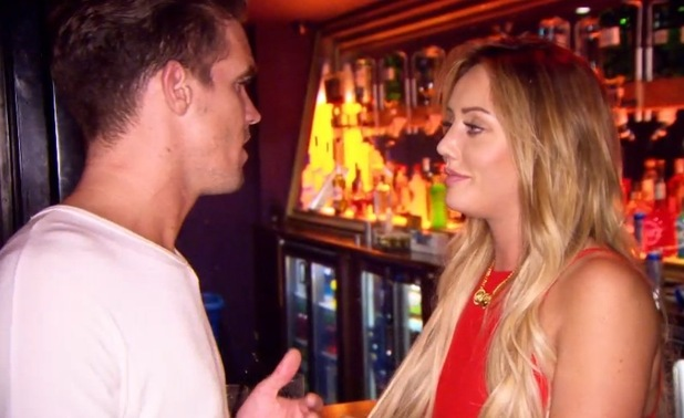 Charlotte Crosby and Gaz Beadle, Geordie Shore: Big Birthday Battle, Episode 2 17 May