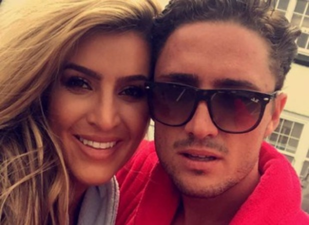 Stephen Bear and Lillie Lexie Gregg, Ex On The Beach 9 May
