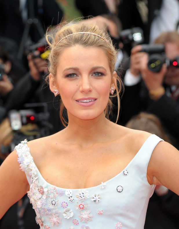 Blake Lively close-up at 69th Cannes Film Festival - 'Slack Bay' , 13/5/16