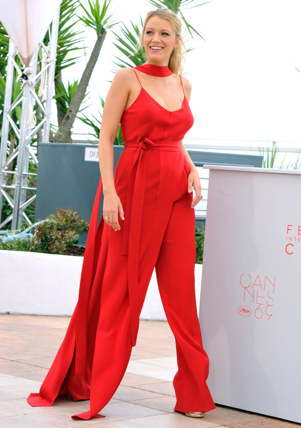 Blake Lively at the 69th Cannes Film Festival 2016 - 'Cafe Society' - Photocall - 11 May 2016