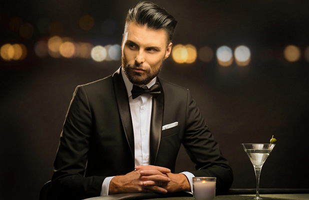 Rylan Clark-Neal channels James Bond in 007 photoshoot for Up Late With Rylan May 2016